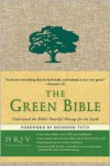 Holy Bible: The Green Bible, New Revised Standard Version (NRSV) - Anonymous, Harper Bibles