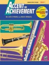 Accent On Achievement, Book 1 - John O'Reilly, Mark Williams
