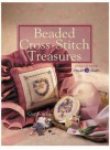 Beaded Cross-Stitch Treasures: Designs From Mill Hill - Gay Bowles