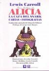 Los libros de Alicia / Alice's Books: Aventuras de Alicia en el pais de las maravillas & A traves del espejo y lo que Alicia encontro alli & La avispa ... & La caza del Snark & Cart (Spanish Edition) - Lewis Carroll