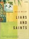 Liars and Saints (MP3 Book) - Maile Meloy, Kirsten Potter
