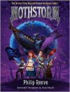 Mothstorm: The Horror from Beyond Uranus Georgium Sidus!  - Philip Reeve, David Wyatt