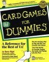 Card Games for Dummies (For Dummies (Lifestyles Paperback)) - Barry Rigal
