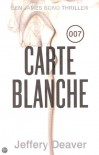 Carte blanche - Hugo Kuipers, Jeffery Deaver