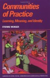 Communities of Practice: Learning, Meaning, and Identity: 1st (First) Edition - Roy Pea (Editor),  John Seely Brown (Editor) Etienne Wenger