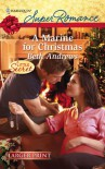 A Marine for Christmas (Harlequin Super Romance (Larger Print)) - Beth Andrews