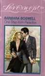 One Step from Paradise - Barbara Boswell