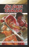 Red Sonja / Conan: The Blood of a God - Victor Gischler, Alex Ross