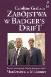 Zabójstwa w  Badger's Drift  - Caroline Graham, Anna Sawicka-Chrapkowicz