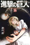 Attack on Titan, Vol. 16 - Hajime Isayama