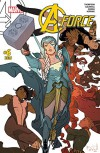 A-Force (2016-) #6 - Kelly Thompson, Ben Caldwell