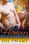 Honey for the Billionbear: BBW Bear Shifter Paranormal Romance - Zoe Chant