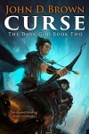 Curse: The Dark God Book 2 - John  D. Brown