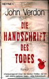 Die Handschrift des Todes - John Verdon, Friedrich Mader