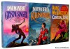 1. Crystal Singer  2. Killashandra  3. Crystal Line (The Crystal Singer Trilogy) - Anne McCaffrey