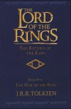 The War of the Ring (The Lord Of The Rings, #5) - J.R.R. Tolkien