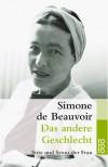 Das Andere Geschlecht - Simone de Beauvoir