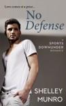 No Defense: A Sports Downunder Romance - Shelley Munro