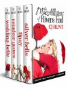 The MacAllisters of Rivers End Boxed Set (Books 1-4) - C.J. Hunt