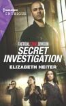 Secret Investigation - Heiter,  Elizabeth