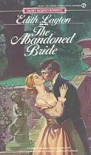 The Abandoned Bride - Edith Layton