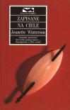 Zapisane na ciele - Jeanette Winterson