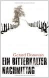 Ein bitterkalter Nachmittag - Gerard Donovan, Thomas Gunkel