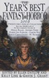 The Year's Best Fantasy and Horror 2008: 21st Annual Collection (Year's Best Fantasy & Horror) - Kelly Link, Gavin Grant