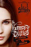 The Vampire Diaries: The Hunters vol. 1 Phantom - Lisa Jane Smith