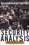Security Analysis: The Classic 1940 Edition - Benjamin Graham, David L. Dodd
