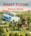 Harry Potter i Komnata Tajemnic (wydanie ilustrowane) - J.K. Rowling