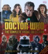 Doctor Who: The Complete Visual Collection - Vicrotia Taylor, Jason Lorborik, Neil Corry, Jacqueline Rayner, Andrew Darling, Kerrie Dougherty, David John, Simon Beecroft