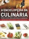 A Enciclopédia da Culinária - Günter Beer