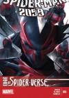 Spider-Man 2099 Vol 2 #5 - Peter David, Rick Leonardi