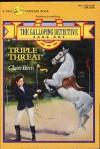 Triple Threat - Claire Birch