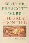 The Great Frontier - Walter Prescott Webb