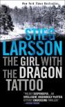 The Girl with the Dragon Tattoo (Millennium, #1) - Stieg Larsson,  Reg Keeland