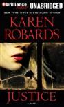 Justice - Karen Robards, Angela Dawe