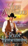 Texas Homecoming (Night Riders) - Leigh Greenwood