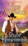 Texas Homecoming (Night Riders) - Leigh Greenwood