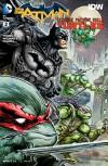 Batman/Teenage Mutant Ninja Turtles (2015-) #2 - James Tynion IV, Freddie E. Williams II