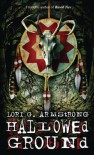 Hallowed Ground: Book Two in the Pi Julie Collins Series - Lori G. Armstrong