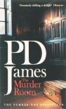 The Murder Room (Adam Dalgliesh, #12) - P.D. James