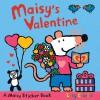 Maisy's Valentine Sticker Book - Lucy Cousins
