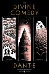 The Divine Comedy: Inferno, Purgatorio, Paradiso - Dante Alighieri, Robin Kirkpatrick, Eric Drooker
