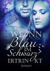 Wenn Blau im Schwarz ertrinkt: (Teil 1) - Sandra Andrea Huber