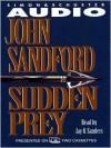 Sudden Prey  - Jay Sanders, John Sandford