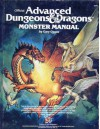 Advanced Dungeons and Dragons Monster Manual - Gary Gygax