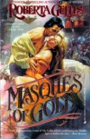 Masques Of Gold - Roberta Gellis