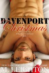 A Davenport Christmas: An Always With You Short Story (A Bad Boys Serial Novel Book 1) - M. Leighton